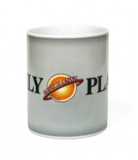 TAZA SUPERMAN DAILY PLANET LOGO