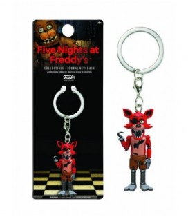 LLAVERO FIVE NIGHTS AT FREDDY FOXY