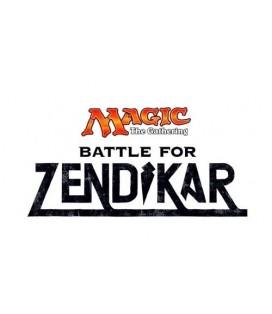 MAGIC BATTLE FOR ZENDIKAR EVENT DECK (6) INGLES