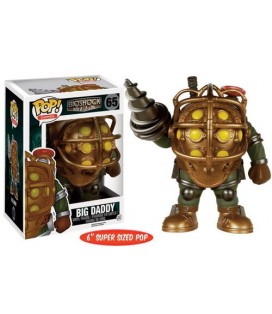 FIGURA POP BIOSHOCK: BIG DADDY
