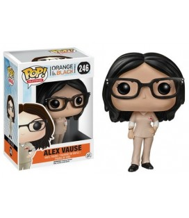 FIGURA POP ORANGE IS THE NEW BLACK: ALEX