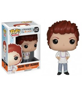 FIGURA POP ORANGE IS THE NEW BLACK: RED