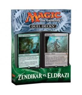 MAGIC - DUEL DECK ZENDIKAR VS ELDRAZI (INGLES)