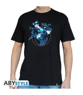 CAMISETA BLUE EXORCIST XL