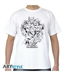 CAMISETA SAINT SEIYA BRONZE XL