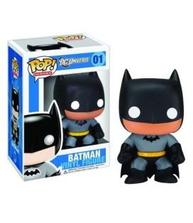 FIGURA POP DC UNIVERSE BATMAN 10 CM