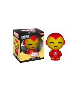 FIGURA FUNKO MARVEL SUGAR DORBZ - IRON MAN 8CM