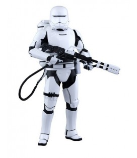FIGURA ESTATUA STAR WARS - FIRST ORDER FLAMETROOPER 1/6 30CM