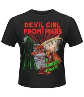 CAMISETA DEVIL GIRL FROM MARS XXL