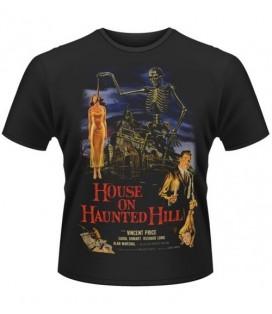 CAMISETA HOUSE ON HAUNTED HILL XXL