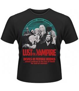 CAMISETA LUST FOR A VAMPIRE XXL