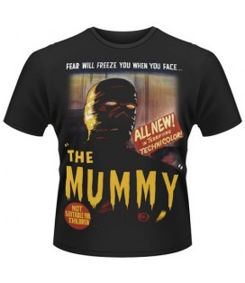 CAMISETA THE MUMMY POSTER XL