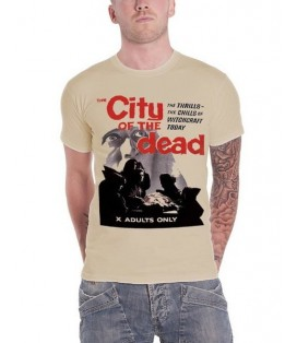 CAMISETA CITY OF THE DEAD XL