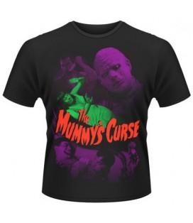 CAMISETA THE MUMY'S CURSE XL