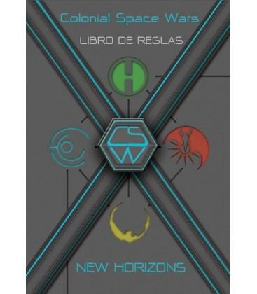 CSW: MANUAL COLONIAL SPACE WARS ESPAÑOL