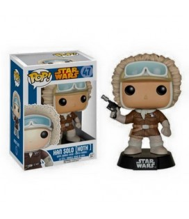 FIGURA POP STAR WARS: HAN SOLO HOTH ED LIMITADA
