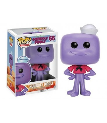 FIGURA POP HANNA BARBARA SQUIDDLY DIDDLY