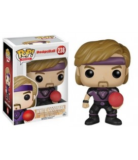 FIGURA POP MOVIES: DODGEBALL WHITE GOODMAN