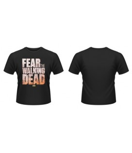 CAMISETA FEAR THE WALKING DEAD XL
