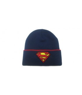 GORRO DC ORIGINALS SUPERMAN LOGO CUFF (JUNIOR)