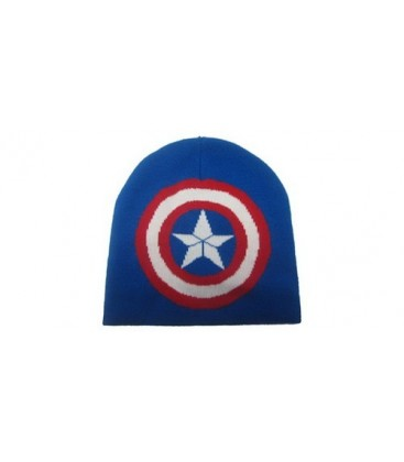 GORRO MARVEL CAPITAN AMERICA (JUNIOR)