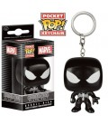 LLAVERO POP SPIDERMAN NEGRO 4 CM