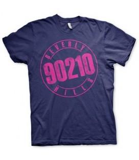 CAMISETA BEVERLY HILLS 90210 LOGO M