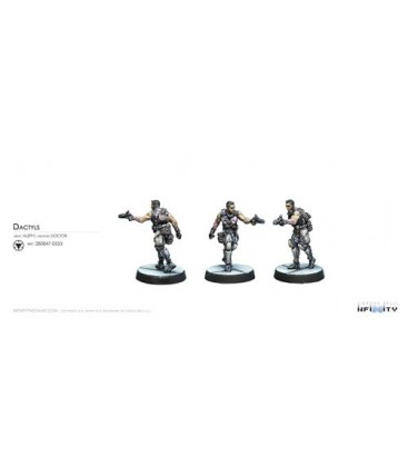 ALEPH - DACTYLS STEEL PHALANX SUPPORT (DOCTOR)