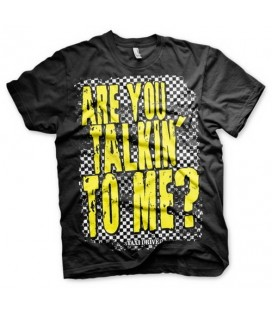 CAMISETA TAXI DRIVER ARE YOU TALKING TO ME? L
