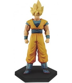 FIGURA BANPRESTO DRAGON BALL V5 SON GOKU 15 CM