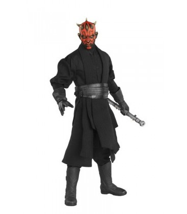 FIGURA HOTTOYS STAR WARS DARTH MAUL 30 CMS