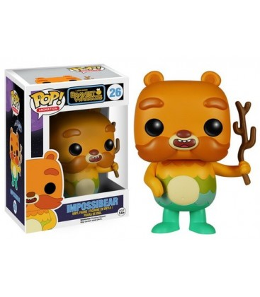 FIGURA POP BRAVEST WARRIORS : IMMPOSIBEAR
