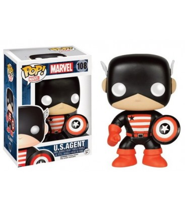 FIGURA POP MARVEL: U.S. AGENT