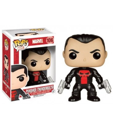 FIGURA POP MARVEL: PUNISHER THUNDERBOLTS ED .LIM