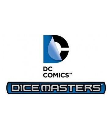 DICE MASTERS DC - SUPERMAN/BATMAN BOLSA DADOS