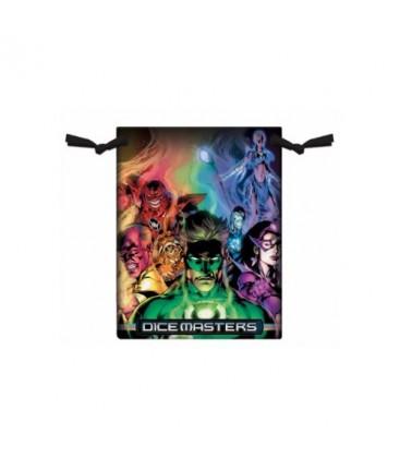 DICE MASTERS DC - WAR OF LIGHT BOLSA DADOS