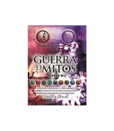TCG GUERRA DE MITOS 8 MUNDO ESPIRITUAL