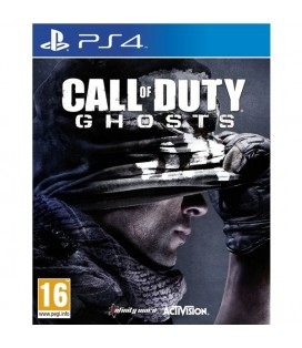 PS4 COD CALL OF DUTY GHOSTS