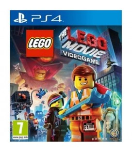 PS4 LEGO MOVIE: THE VIDEOGAME