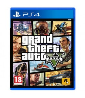 PS4 GRAND THEFT AUTO V (GTA V)