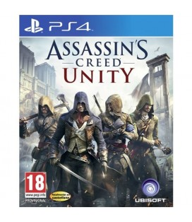PS4 ASSASSIN´S CREED UNITY