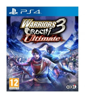 PS4 WARRIORS OROCHI 3 ULTIMATE