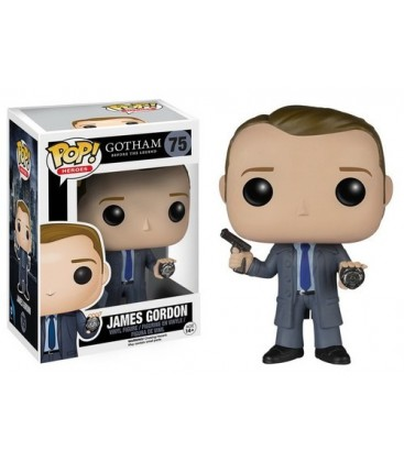 FIGURA POP GOTHAM: JAMES GORDON