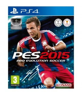 PS4 PES 15 DAY ONE EDITION