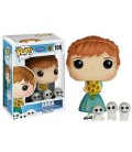 FIGURA POP FROZEN: ANNA FEVER