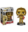 FIGURA POP STAR WARS: EPISODIO VII C3PO