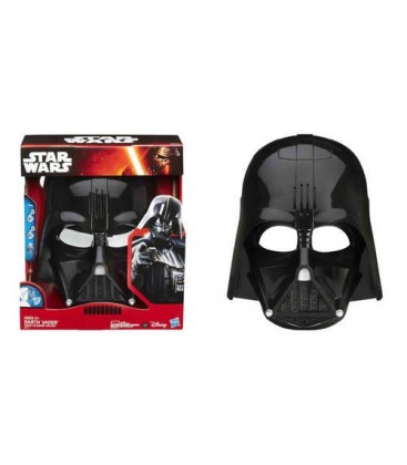 CASCO CON SONIDO STAR WARS DARTH VADER