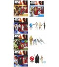 CAJA FIGURAS STAR WARS EPISODIO VII 2-PACKS (8)