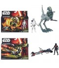 CAJA FIGURAS STAR WARS VEHICLE C1 W1 EPISODIO VII (4)