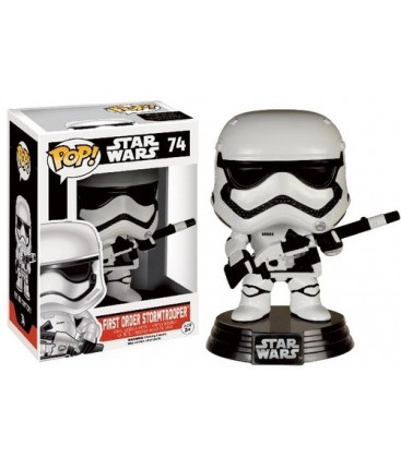 FIGURA POP STAR WARS: EPISODIO VII STORMBLASTER ED LIM
